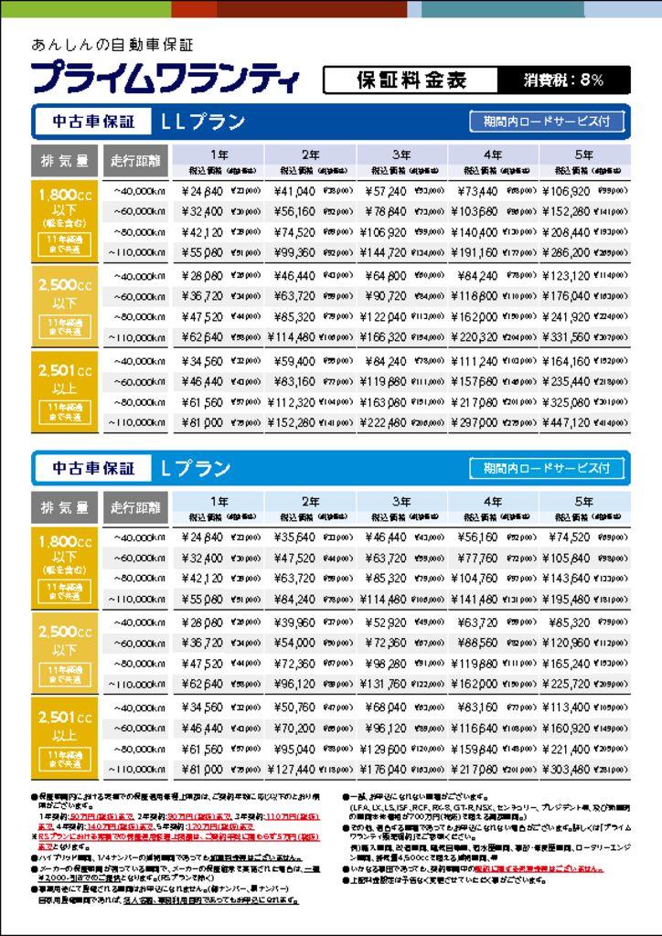 価格表p01のサムネイル